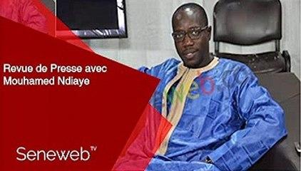Revue de Presse du 16 Septembre 2021 avec Mouhamed Ndiaye