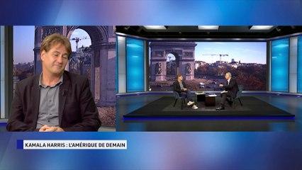 Le Nouveau Monde avec Jean-Éric Branaa et Vincent Hervouët sur TeleSud le 16/09/21