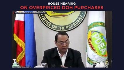 PDEA chief Wilkins Villanueva clears Michael Yang of drug links