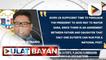 Mga taga-suporta ni Mayor Sara Duterte, planong kumbinsihin si Pres. Duterte na magparaya sa 2022 Elections ; Mayor Sara Duterte, nanawagang suportahan si Pres. Duterte sa Nat'l Elections