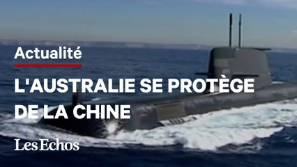 Pourquoi l'Australie met brusquement fin au «contrat du siècle» de 12 sous-marins français