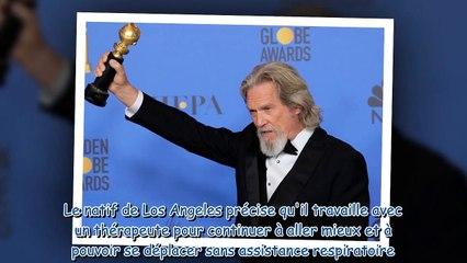 Jeff Bridges - atteint d'un cancer, l'acteur annonce une bonne nouvelle