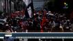 Honduras celebra el bicentenario de su independencia con protestas