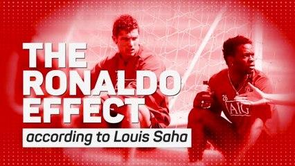 The Ronaldo Effect, according to Louis Saha