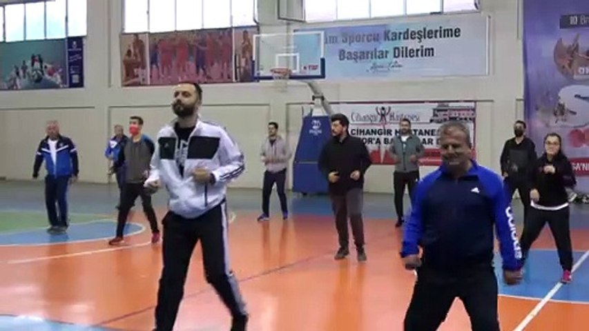 İnegöl'de Avrupa Hareketlilik Haftası etkinlikleri başladı