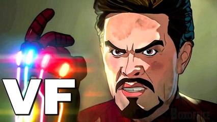 """WHAT IF... ? """"Iron-Man Claque des Doigts"""" Bande Annonce VF"""