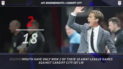 5 Things - Bournemouth look for rare win at Cardiff