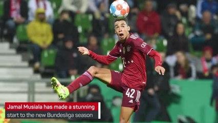 Magical Musiala - Bayern's Brightest Baller