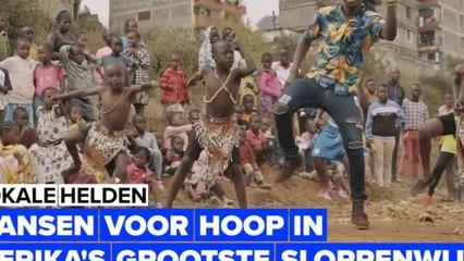Lokale helden: Dansen voor hoop