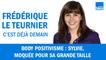 Body positivisme : Sylvie, moquée pour sa grande taille