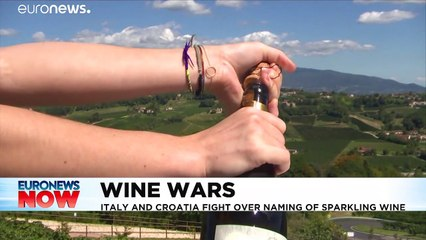 Prosecco v Prošek: origin protection move 'sparkles' tension between Italy and Croatia