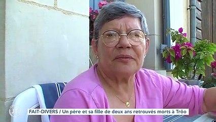 FAIT-DIVERS / Un père et sa fille de deux ans retrouvés morts à Trôo