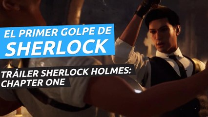 Sherlock Holmes Chapter One - Tráiler de lanzamiento