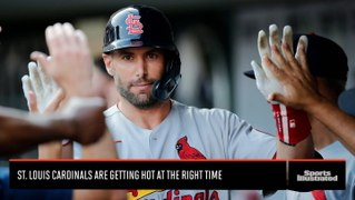 Verducci: The Cardinals Are Getting Hot at the Right Time