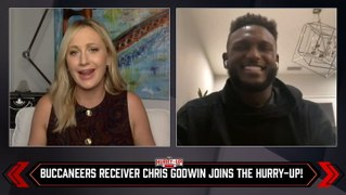 The Hurry-Up: Buccaneers Receiver Chris Godwin on Tom Brady, Offensive Pass Interference, and Having All 22 Starters Back