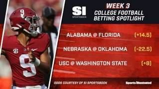 Week 3 College Football Betting Spotlight