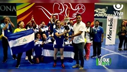 Lisbeth Tercero, campeona centroamericana jugará clasificatorio en Paraguay