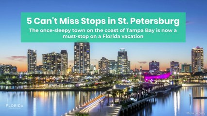5 Can't Miss Stops in St. Petersburg