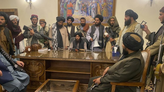 Rumors Swirl Of Taliban Power Struggle