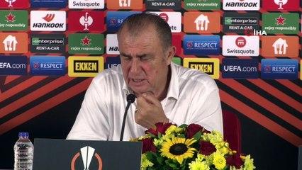 Fatih Terim'den Lazio maçı sonrası önemli açıklamalar - Galatasaray - Lazio 1-0 maç sonucu