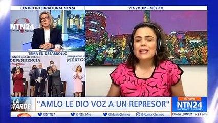 Entrevista a Mariana Gómez del Campo