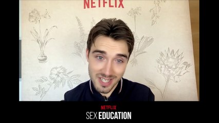 Viv and Isaac of Netflix's 'Sex Education' Talk About Season 3, Shooting in the Midst of a Pandemic, and More