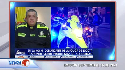 Inician patrullajes militares en Bogotá para enfrentar ola de inseguridad
