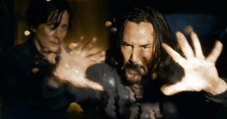 MATRIX RESURRECTIONS Film