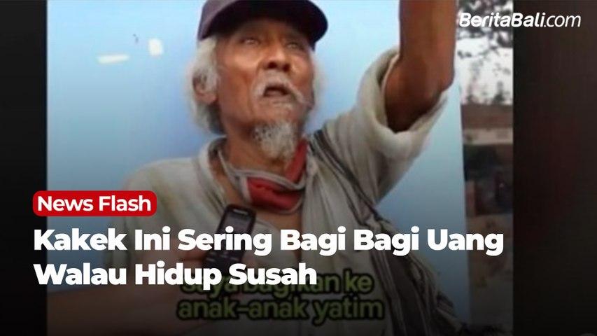 Viral Kakek Ini Habiskan Uang untuk Fakir Miskin Demi Hapus Dosa, Sikapnya Banjir Pujian