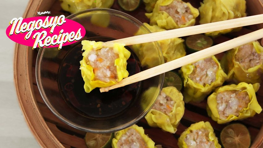 Siomai Recipes For Your Food Business   Yummy PH