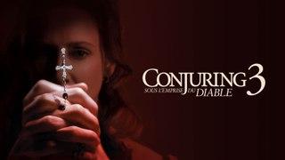 Conjuring 3 : sous l'emprise du diable - Vidéo à la Demande
