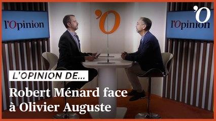 Présidentielle 2022: «Marine Le Pen doit se séparer des idéologues qui l'entourent», selon Robert Ménard