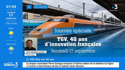 17/09/2021 - Le 6/9 de France Bleu Loire Océan en vidéo