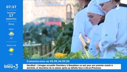 17/09/2021 - Le 6/9 de France Bleu Limousin en vidéo