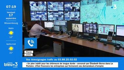 17/09/2021 - Le 6/9 de France Bleu Alsace en vidéo