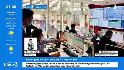 17/09/2021 - Le 6/9 de France Bleu Paris en vidéo