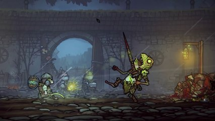 Tails of Iron - Trailer gameplay Trailer