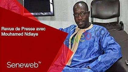 Revue de Presse du 17 Septembre 2021 avec Mouhamed Ndiaye