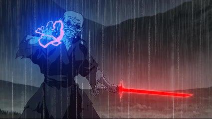 Star Wars: Visions - Warrior trailer
