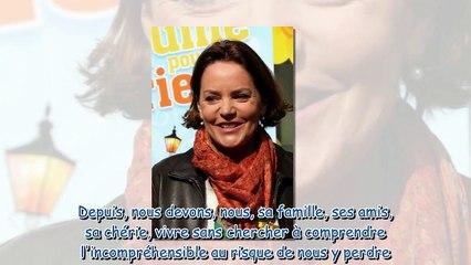 """""""J'en parle, car je suis triste et en colère"""" - Cendrine Dominguez révèle le suicide de son frère"""