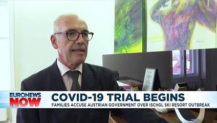 Ischgl: Trial starts over 'super-spreader' COVID outbreak at Austrian ski resort
