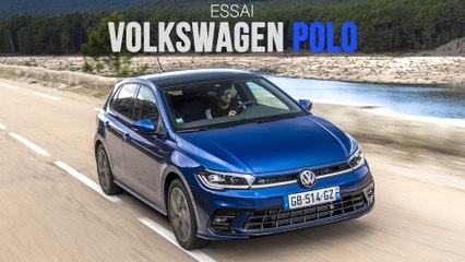 Volkswagen Polo (2021) : plus « baby Golf » que jamais !