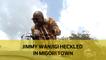 Jimmy Wanjigi heckled in Migori town