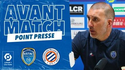 """ESTAC-Montpellier   L.Batlles : """"Encore du travail à mettre en place"""""""