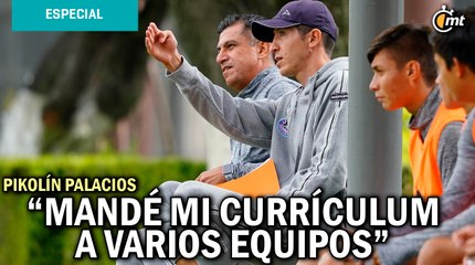 Pikolín Palacios y su complicada historia como director técnico