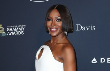 Naomi Campbell named as Global Ambassador for The Queen's Commonwealth Trust