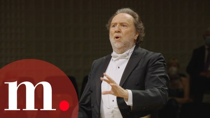 Riccardo Chailly conducts Mozart's Symphony No 40 in G Minor at Lucerne Festival 2021