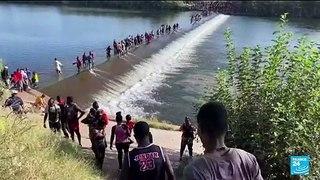 Frontière Etats-Unis / Mexique : multiplication des arrestations face à l'afflux de migrants
