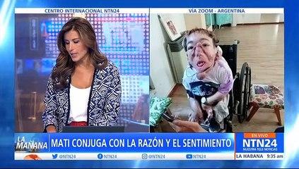 Entrevista Matías Fernández, La Mañana