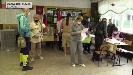 Russians voters express their views